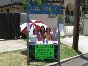 2010 Portlock Bake Sale
