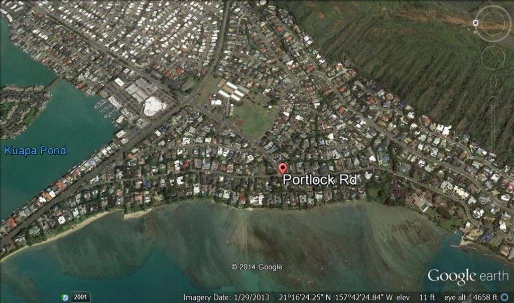 Picture of Portlock Road