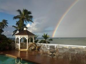 Portlock rainbow